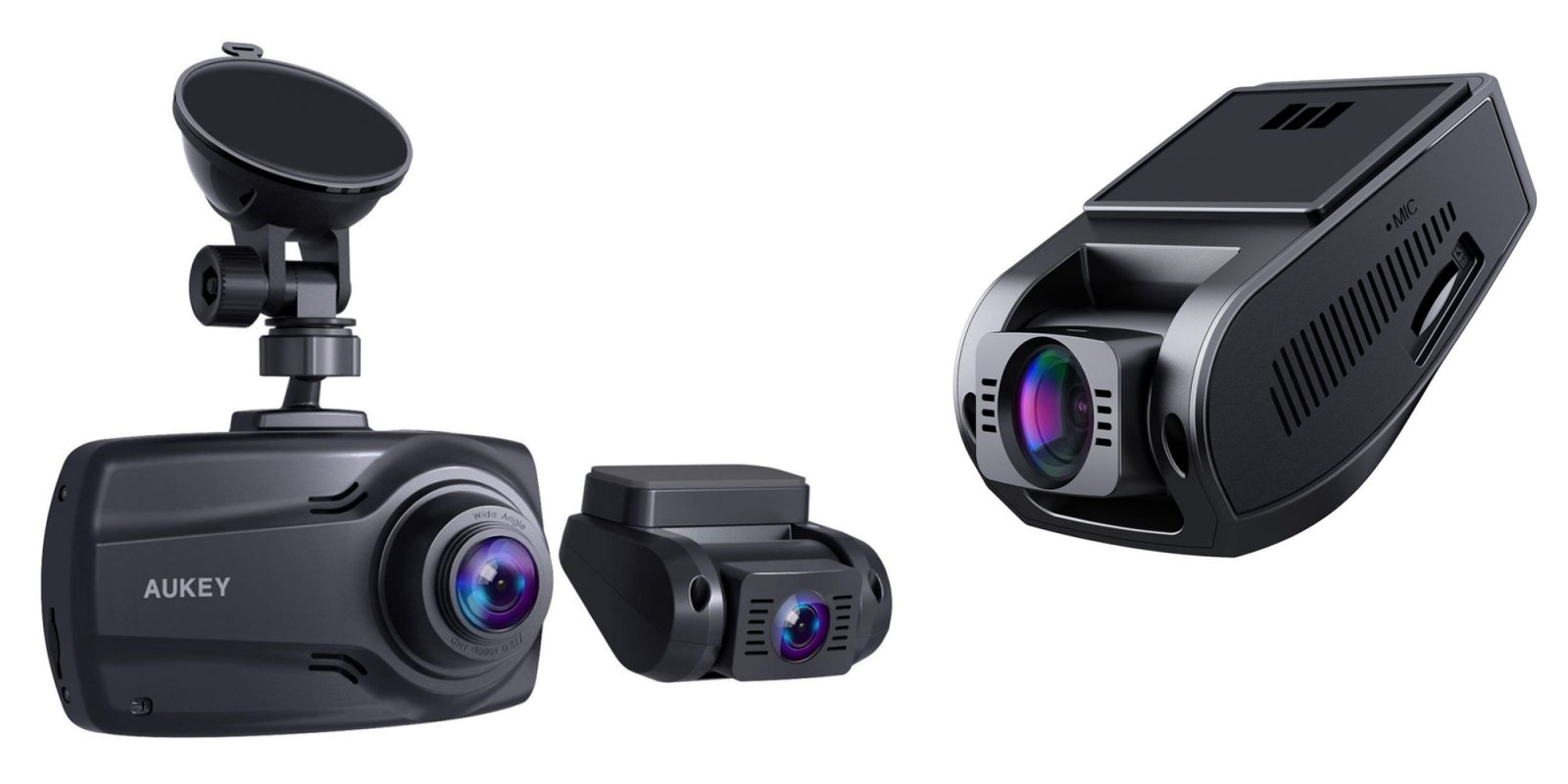 record your summer road trips w aukey 39 s 1080p dash cams. Black Bedroom Furniture Sets. Home Design Ideas