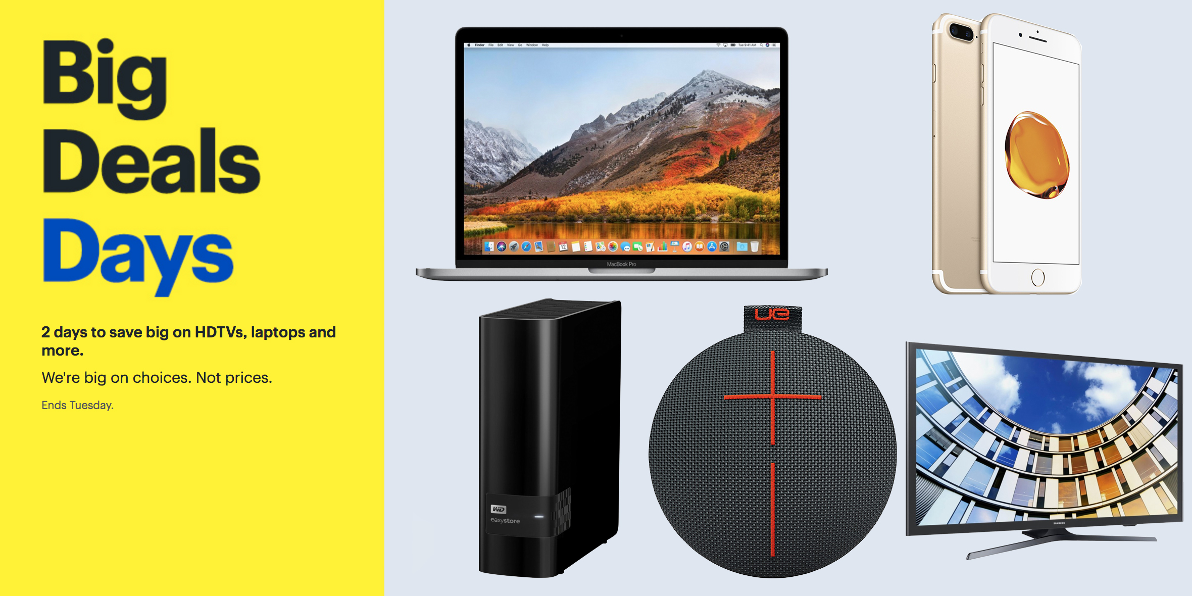 Best Buy 2 Day Sale Takes On Prime Day: $500 Off MacBooks, IPhone Deals,  TVs, More