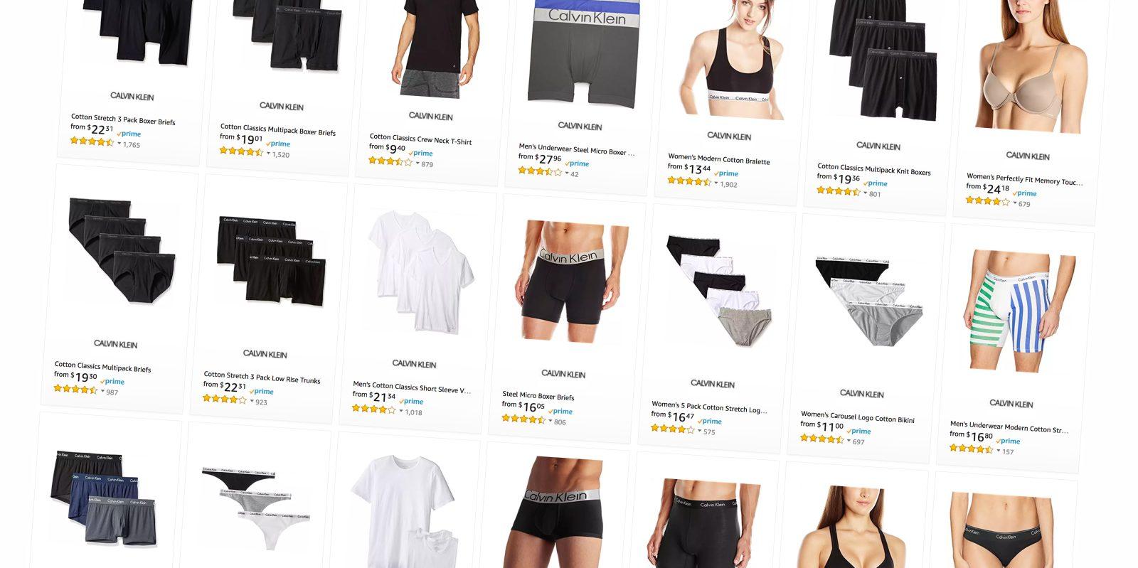 7c1604a1eb7 Calvin Klein s best-selling underwear