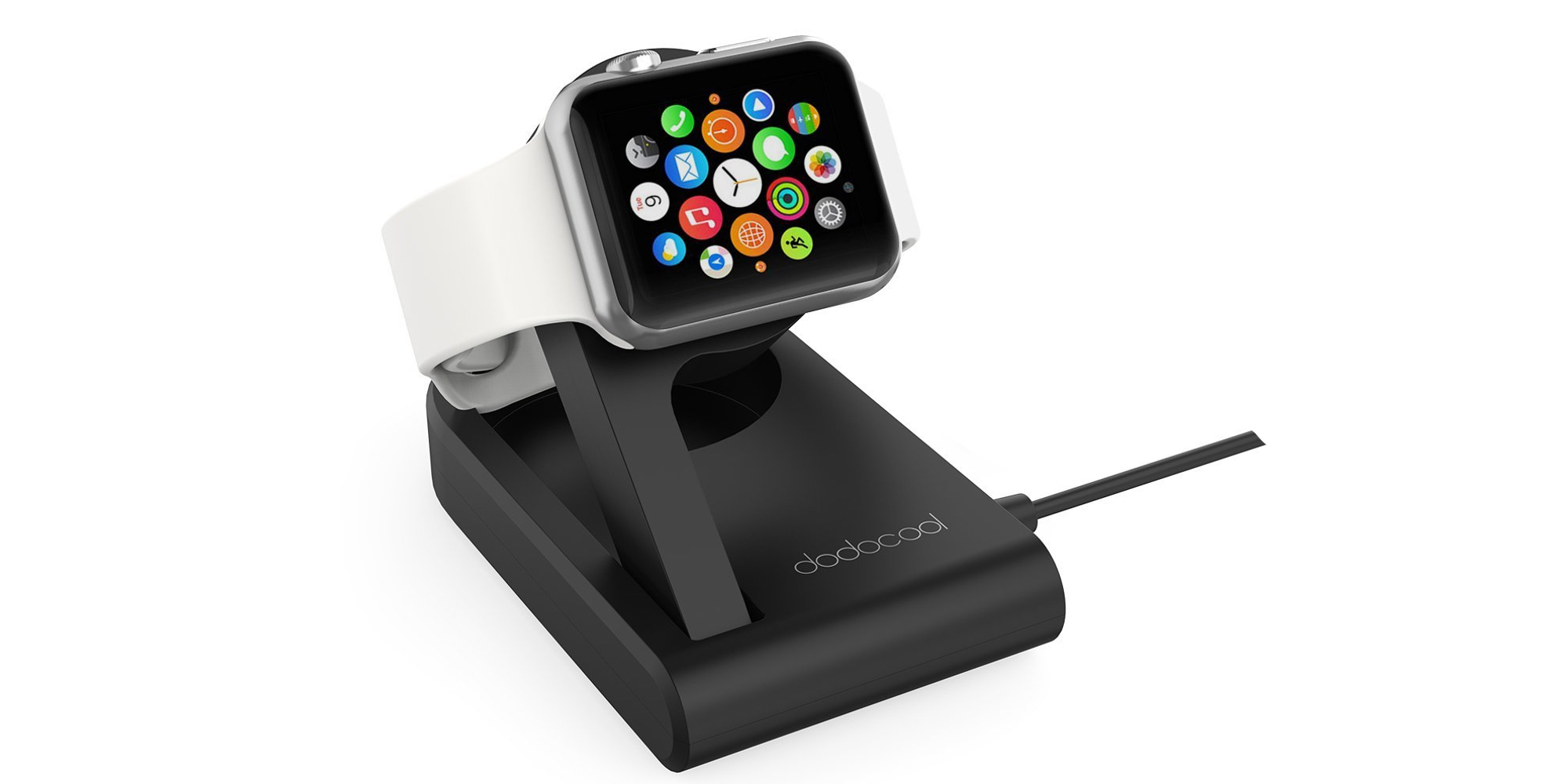 With A Built In Charger This Folding Mfi Apple Watch