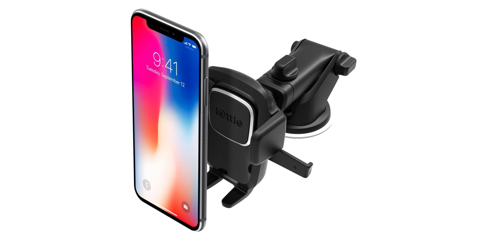 Amazon has iOttie smartphone mounts on sale from $12.50 today with new lows
