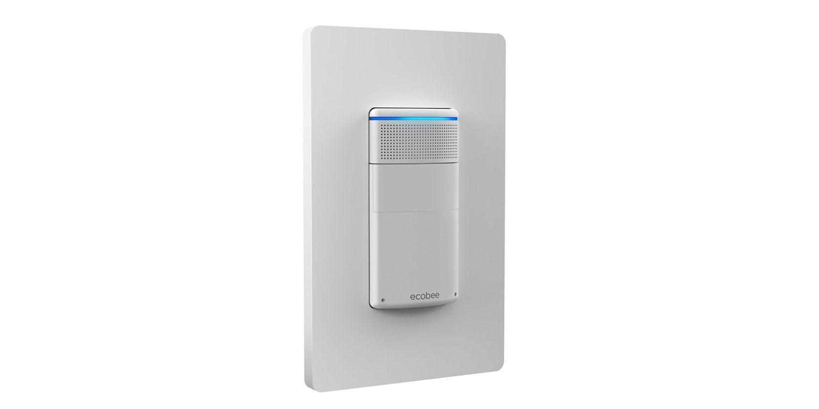 Ecobee S Switch Smart Light Switch Includes An Alexa