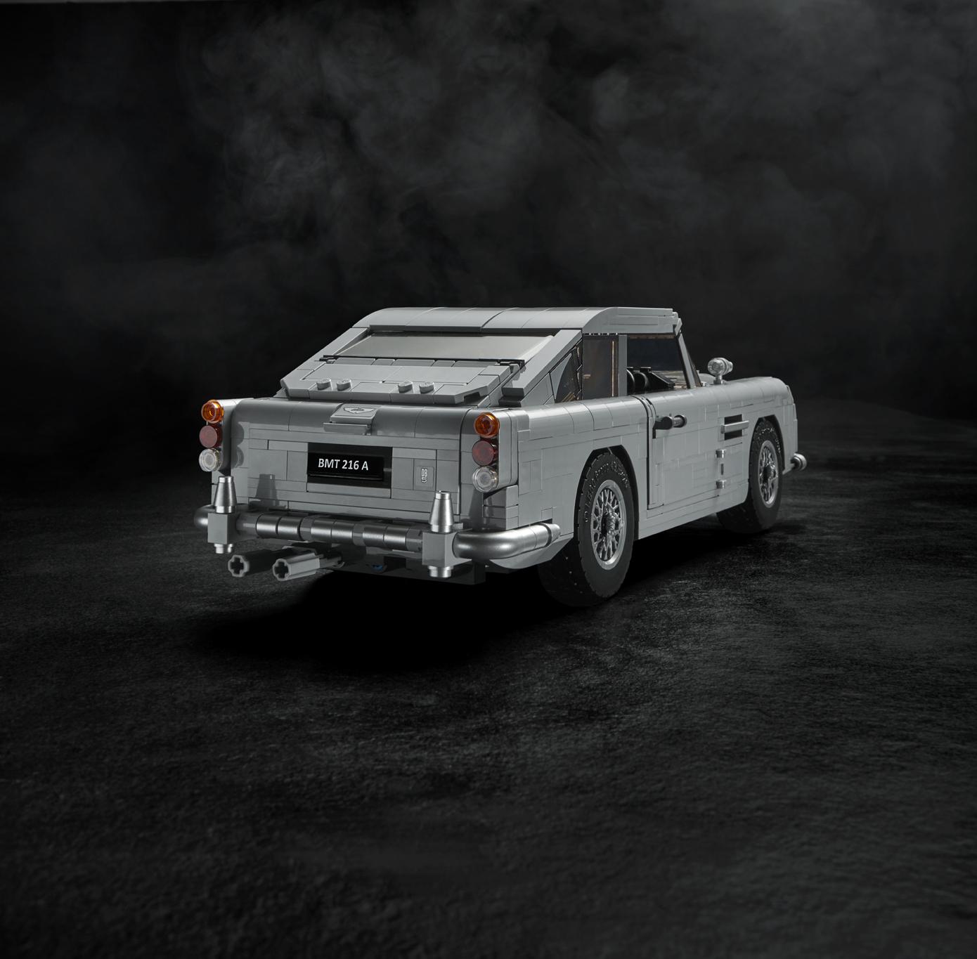 Aston martin james bond db5 price