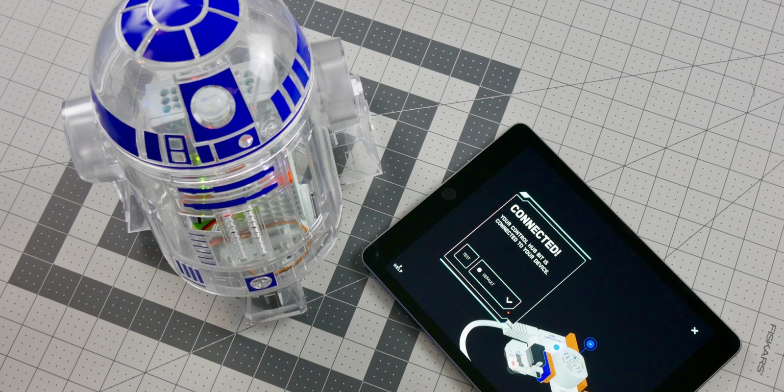 Coding can be fun with the littleBits Star Wars Droid Inventor Kit at $74.50