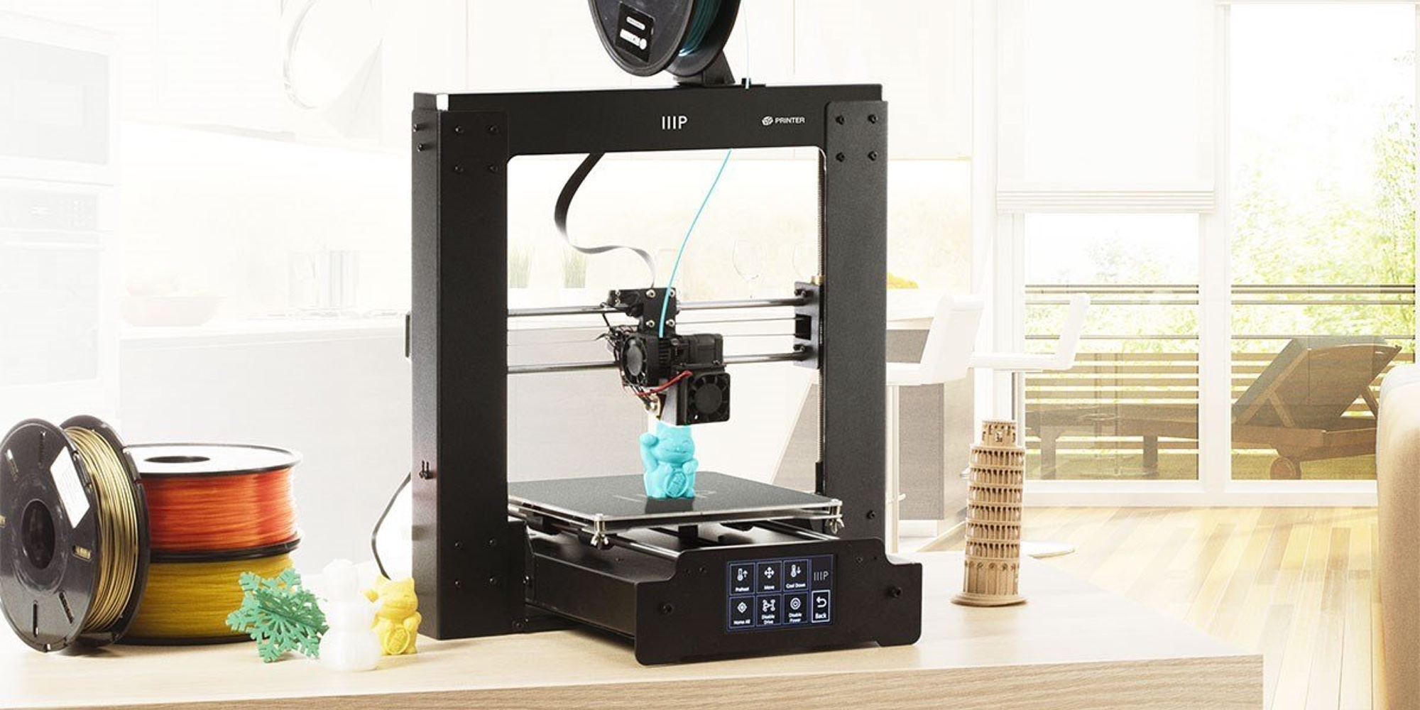 Monoprice's Maker Select Plus 3D Printer falls to new Amazon all-time low at $290 (Save $100)