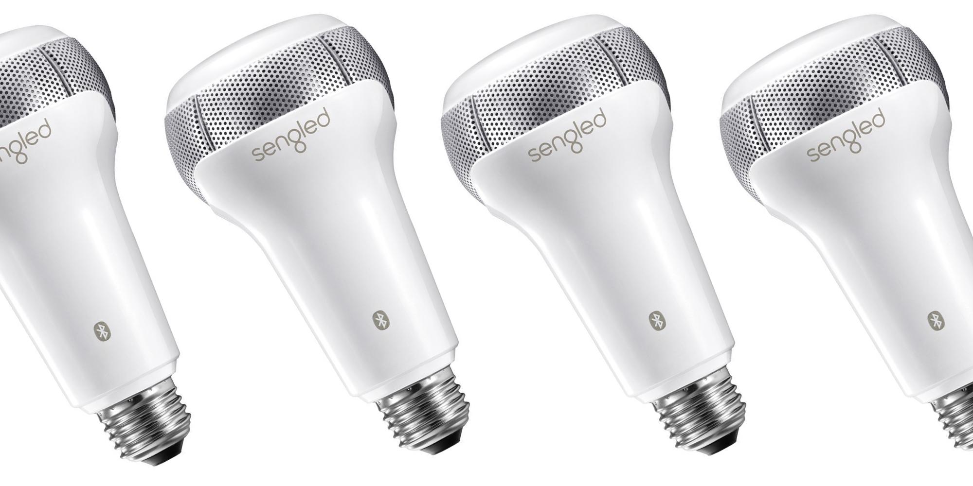 JBL Bluetooth Speaker + LED Light Bulb = Stocking Stuffer Supreme: $16 (Reg. $25)