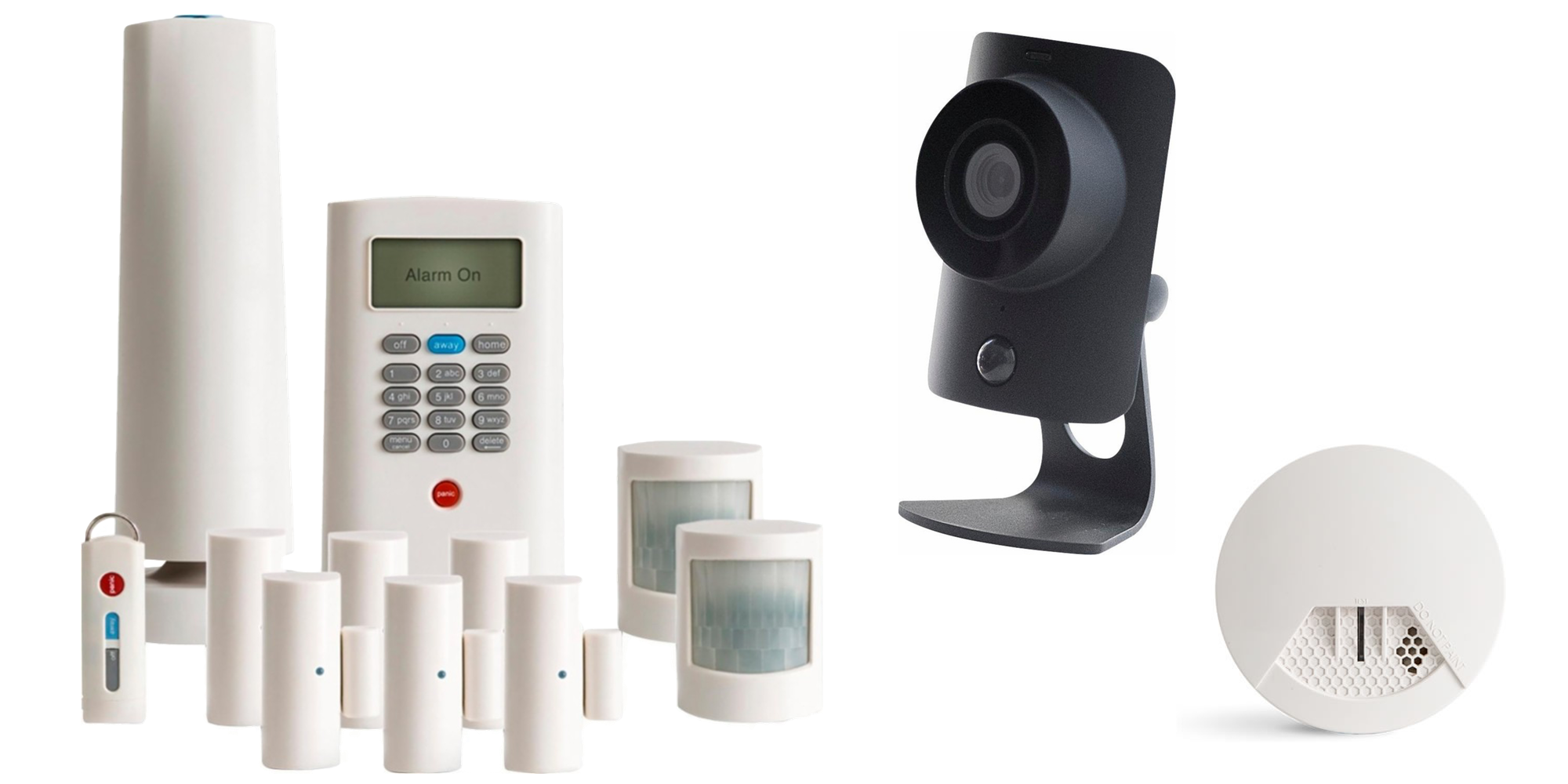 Simplisafe S 12 Piece Home Security System Falls To 250