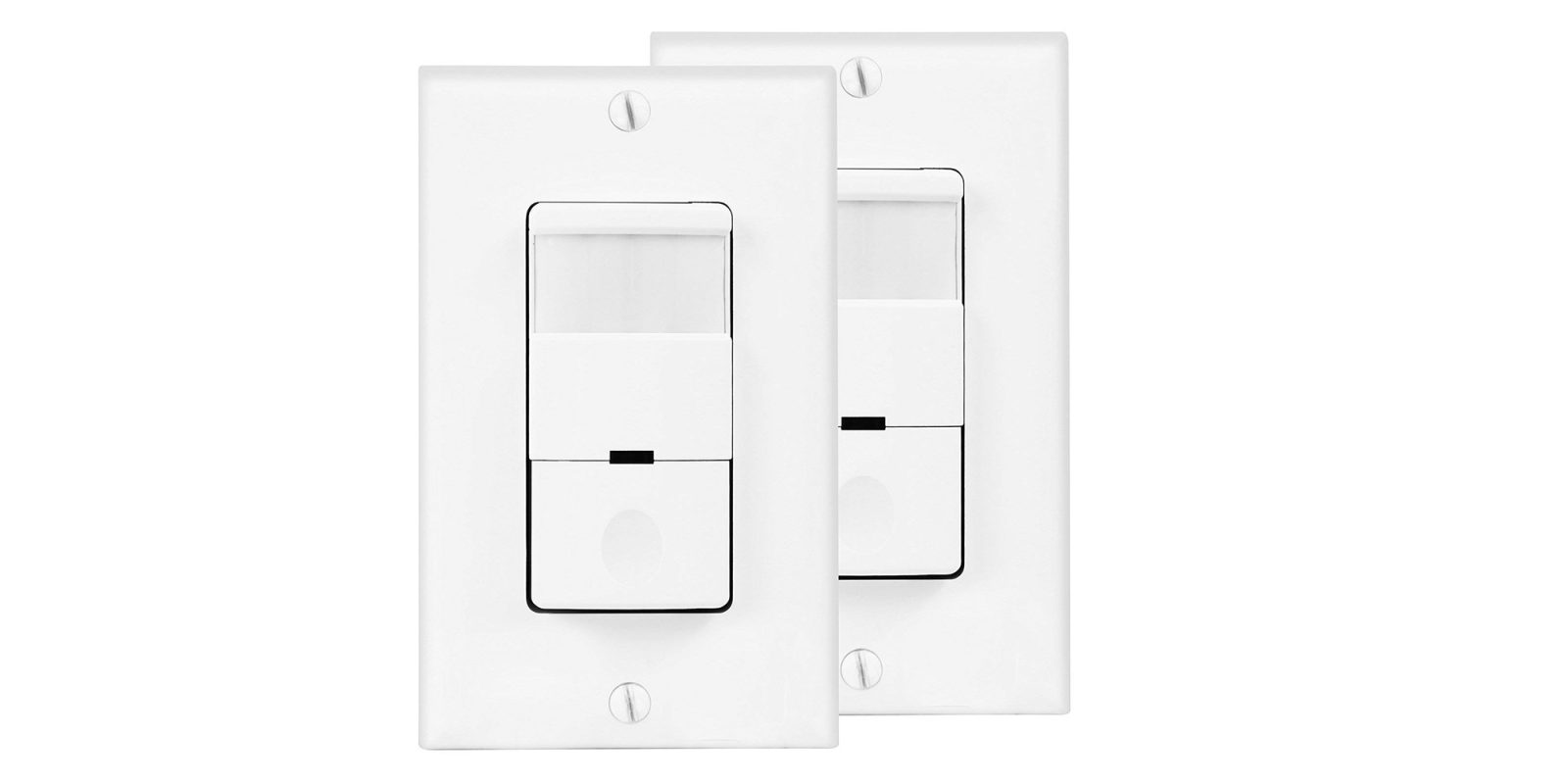 Cut down your electric bill w/ this 2-pack of motion