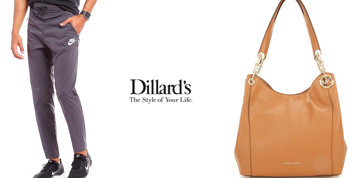 837f5fbbca54 Dillard's Clearance Event takes an extra 30-40% off: Nike, Michael Kors,  Sperry, more