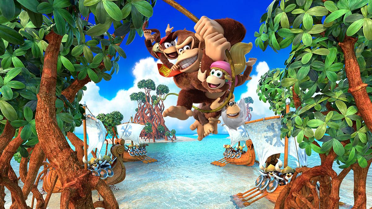 Today's Best Game Deals: Donkey Kong Tropical Freeze $40, Owlboy $15, more