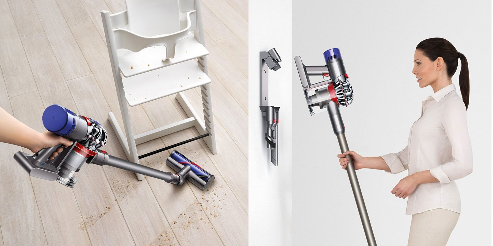 Save on refurbished Dyson vacuums in Woot's one-day-only sale from $135