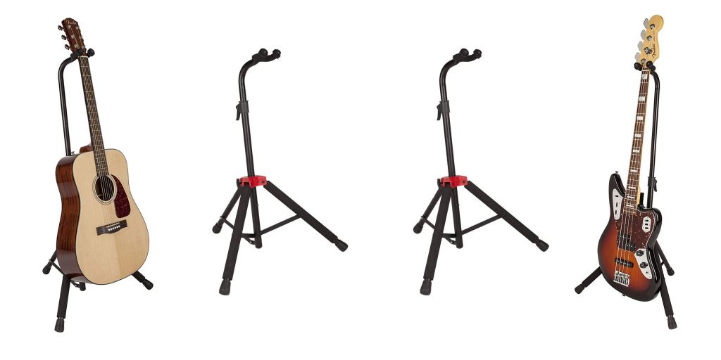 Fender S Deluxe Hanging Guitar Stand Is 25 Off Today At