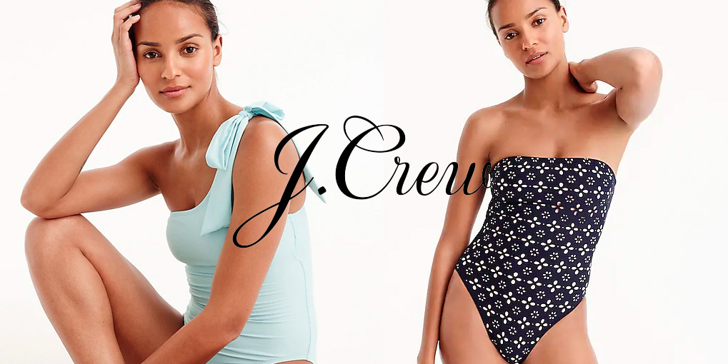 J.Crew Factory offers up to 60% off all of its swimsuits with deals from $17