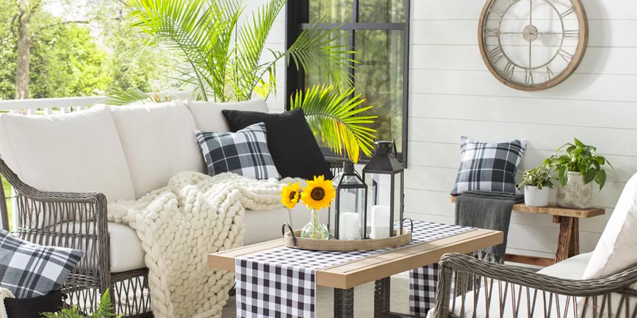 Joss Main Midsummer Outdoor Event Furniture Decor Rugs More