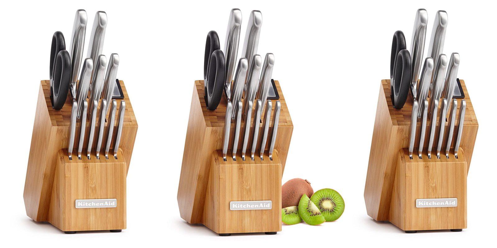 Best Price Kitchen Aid Knife Block