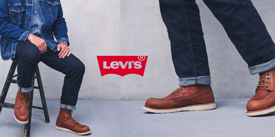 Levi's kicks off the weekend with up to 40% off sitewide, incl. jeans from $30