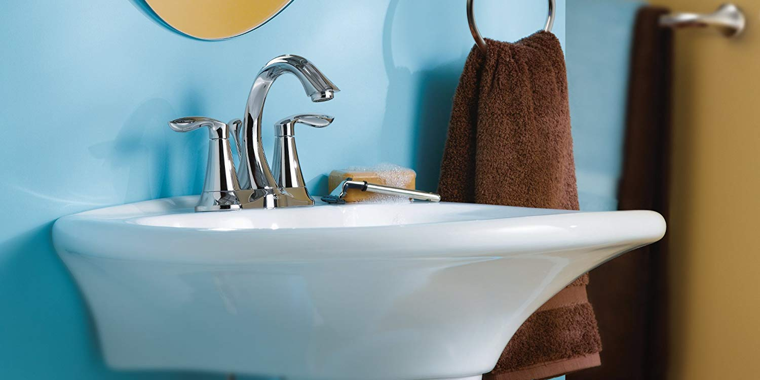 Moen S 2 Handle Bathroom Faucet Hits Amazon Low For Today Only