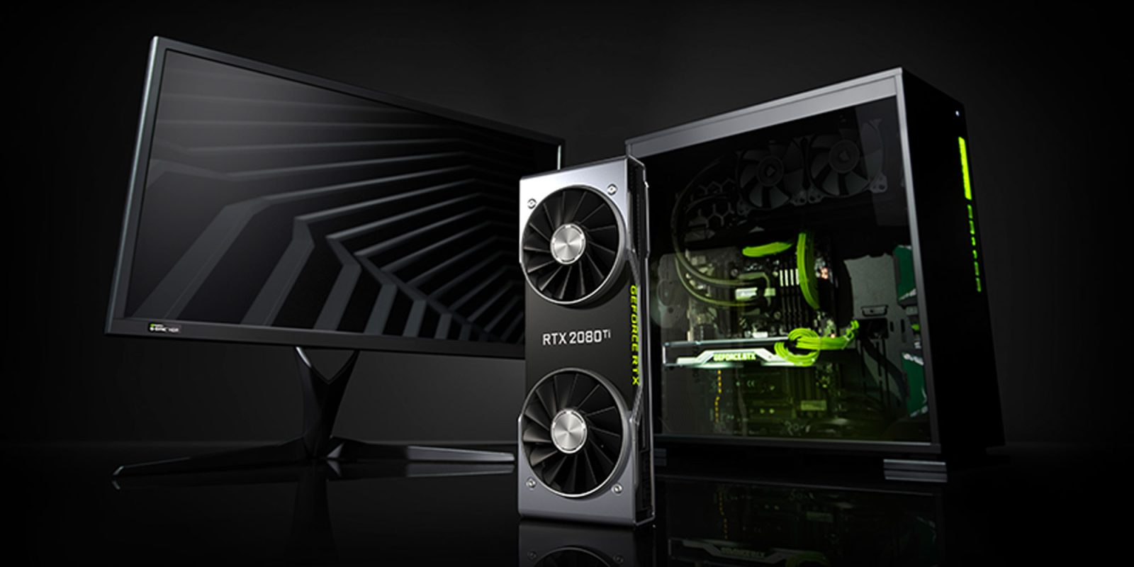 NVIDIA unveils real-time ray tracing graphics cards w/ its RTX 20-series lineup