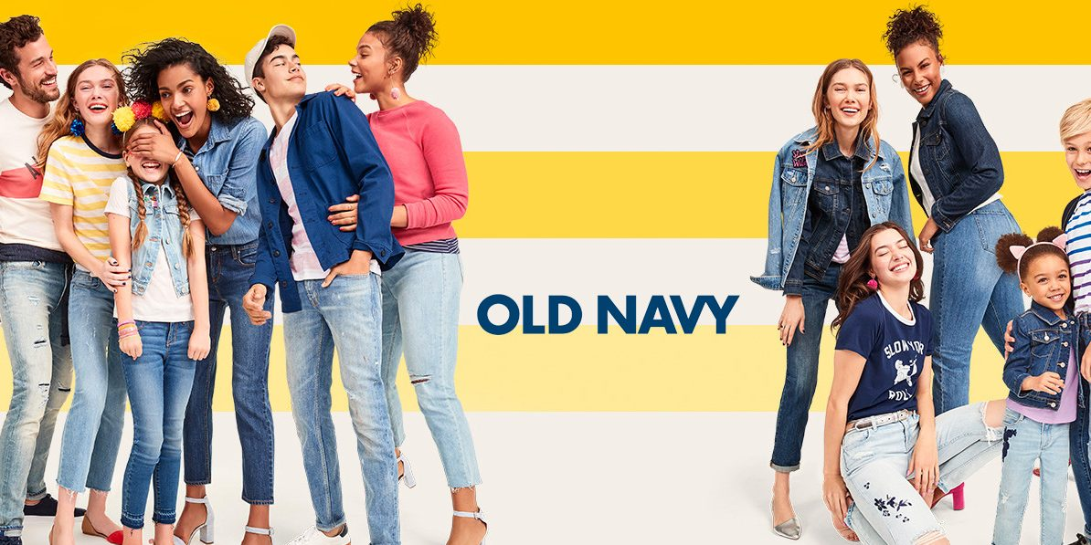 Old Navy updates your wardrobe with deals from $6 during its Clearance Event (Up to 75% off)