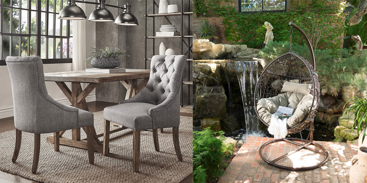 Overstock Discounts Furniture, Decor And More From $99 During Its Labor Day  Blowout Sale