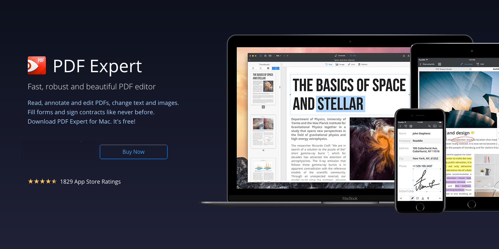 Readdle's popular PDF Expert for Mac gets rare price drop