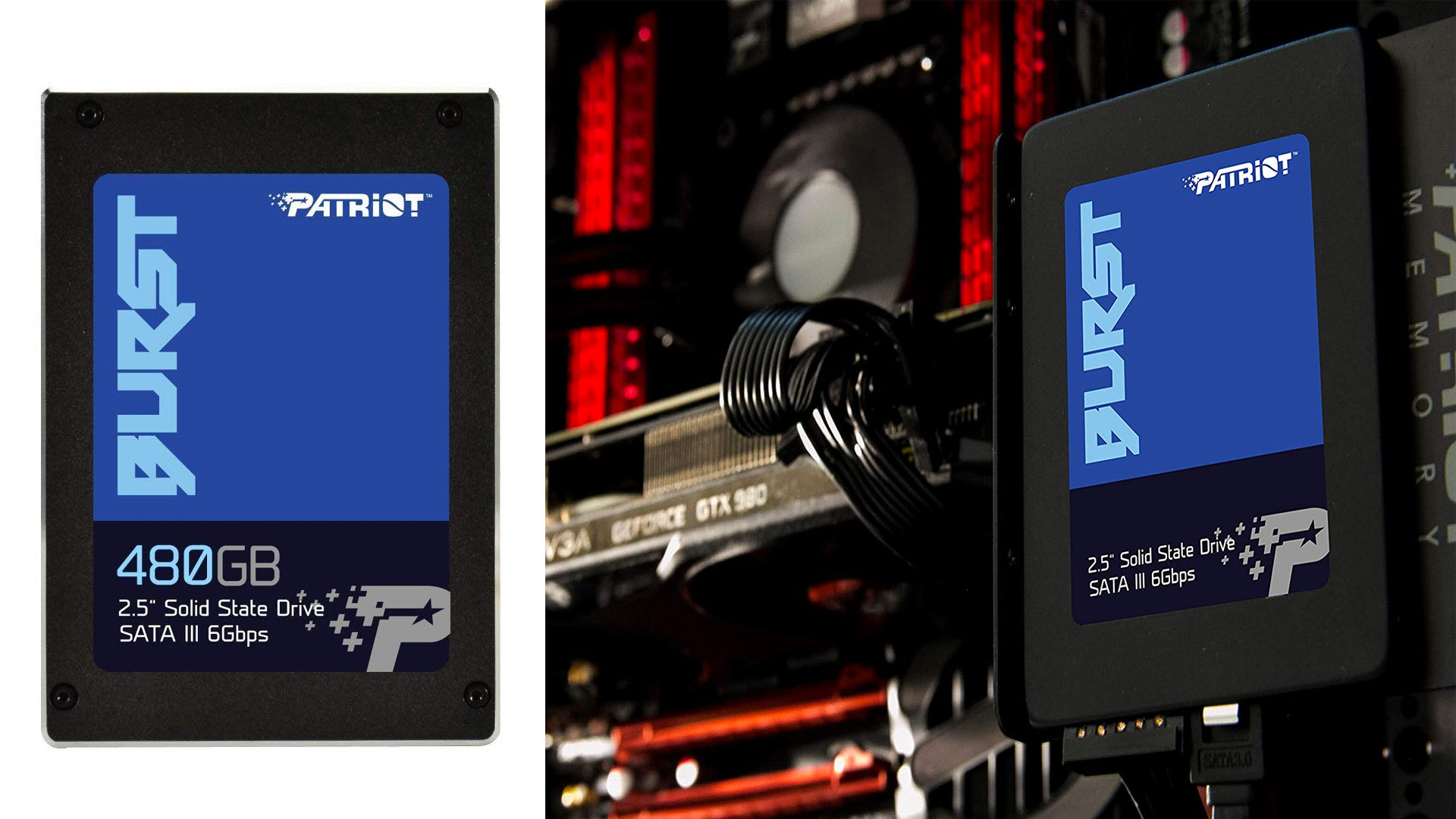 Patriot's 480GB SSD is an affordable upgrade to any aging