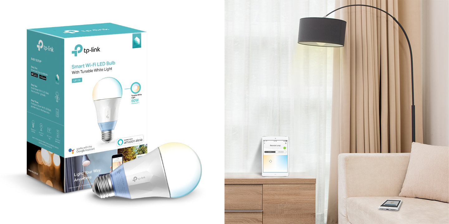 Snag A Two Pack Of Tp Link S Kasa Smart Bulbs For 33