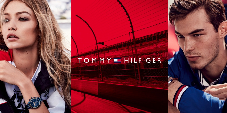 Tommy Hilfiger updates your wardrobe with an extra 50% off sale items