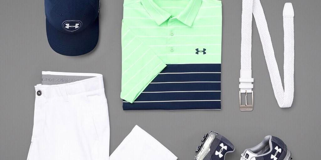 e7e7c73a15 Under Armour gets you ready for summer workouts w/ 30% off outlet ...