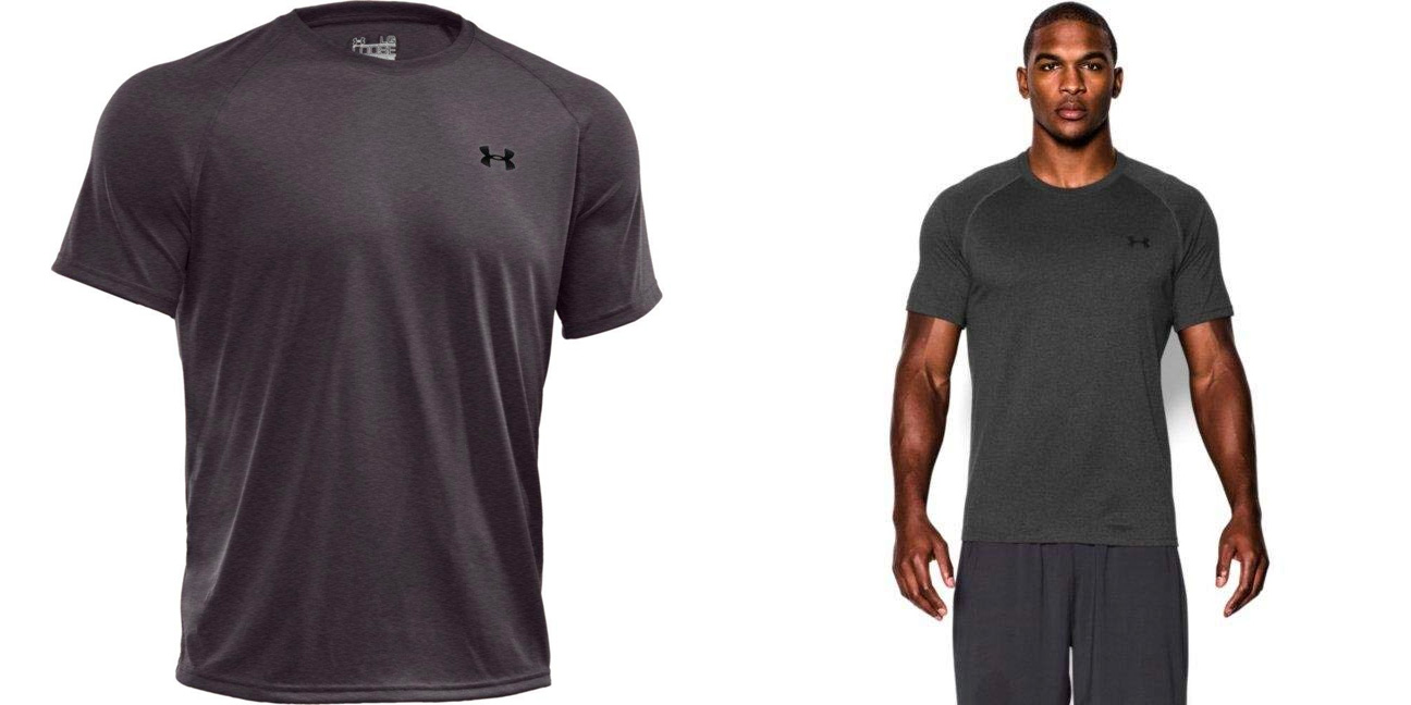 The Amazon #1 best-selling Under Armour Tech T-Shirt drops to $15 Prime shipped