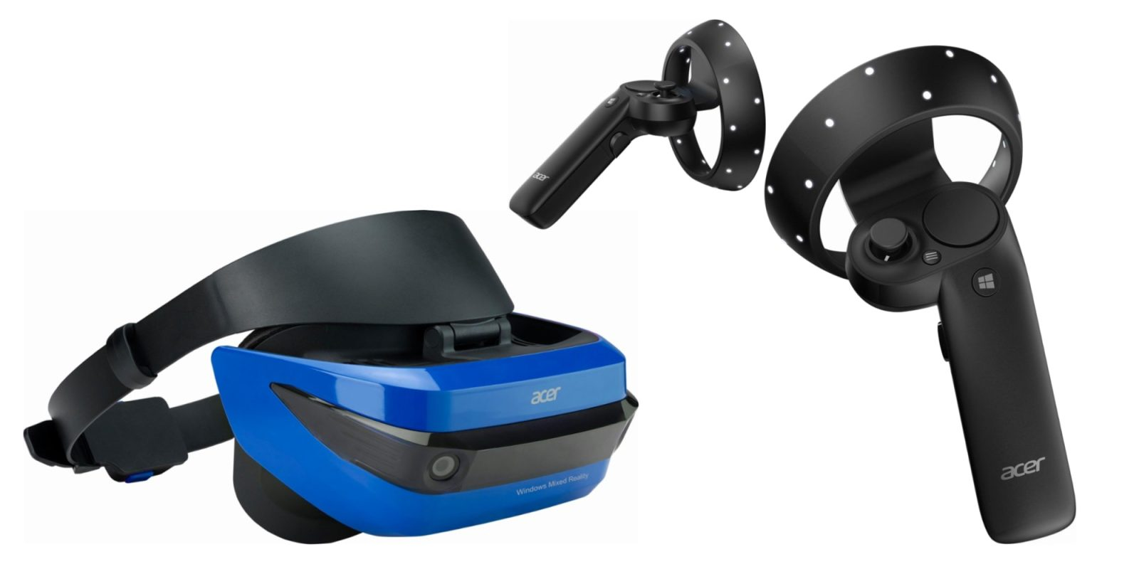Acer's Mixed Reality Headset drops to $230 shipped, today only (Reg. $380)