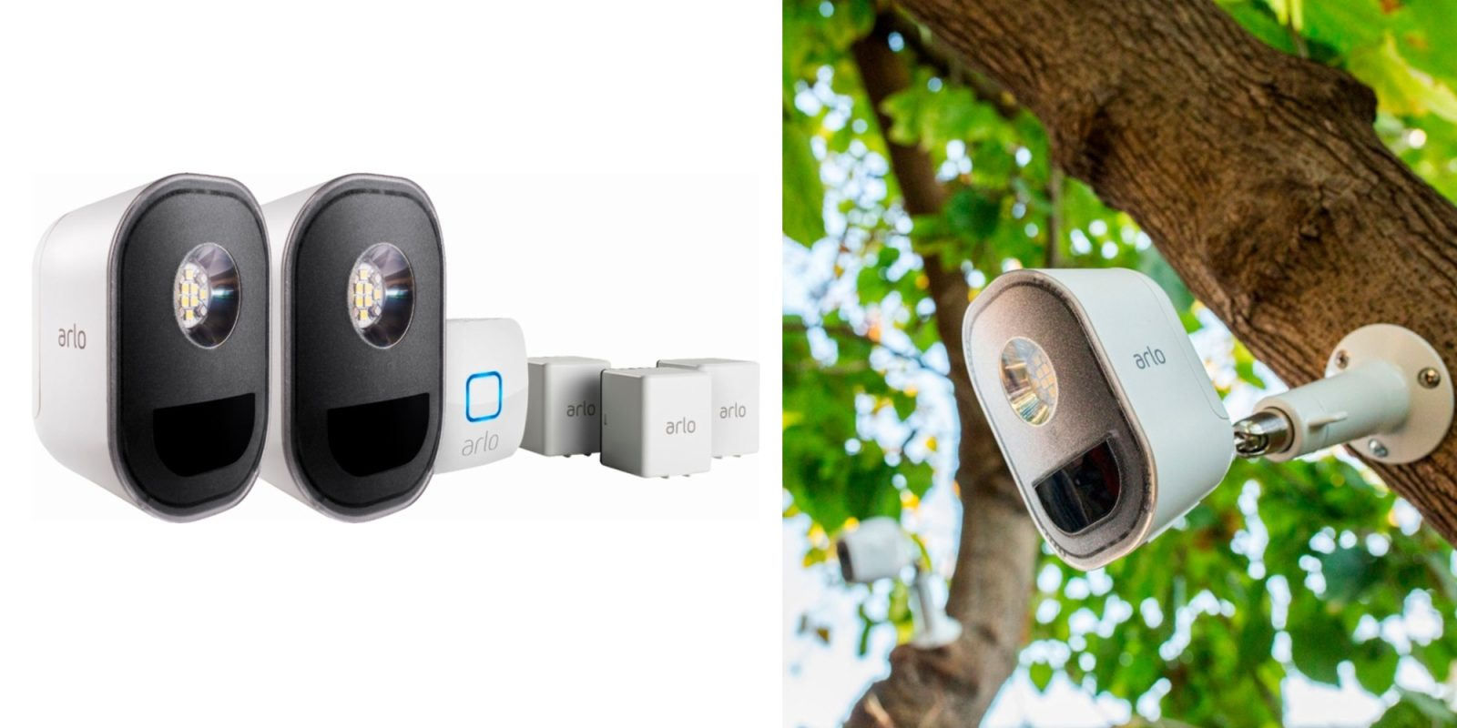 Save $50 on Arlo\'s Smart Home Security Lighting Kit, now available ...