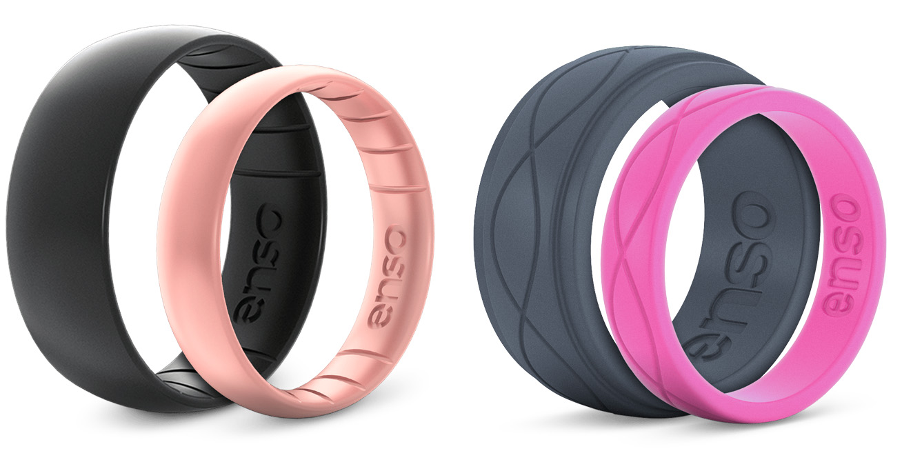 Jump on the silicone wedding band trend w/ these styles for men and ...