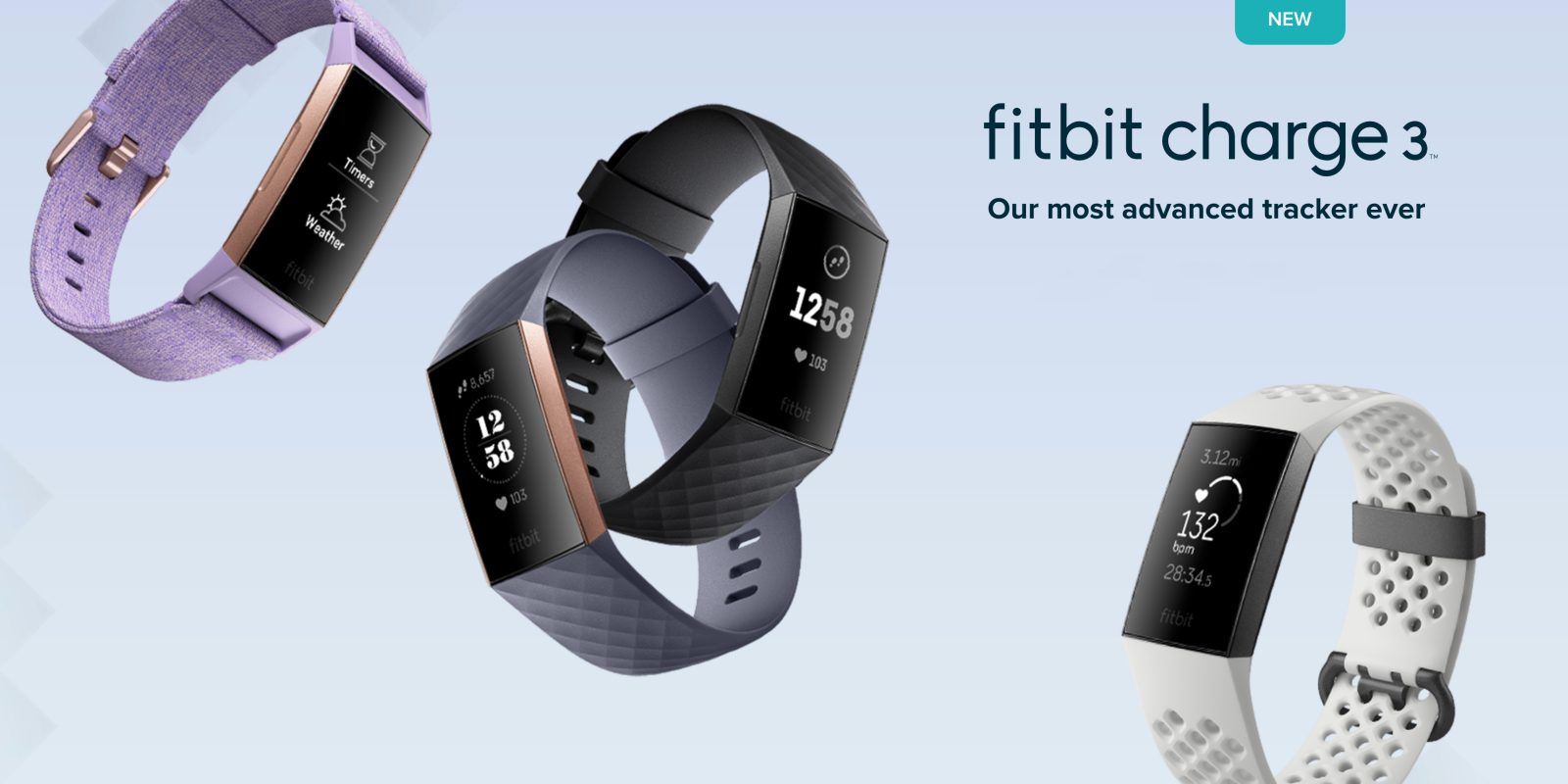 Image result for fitbit 3