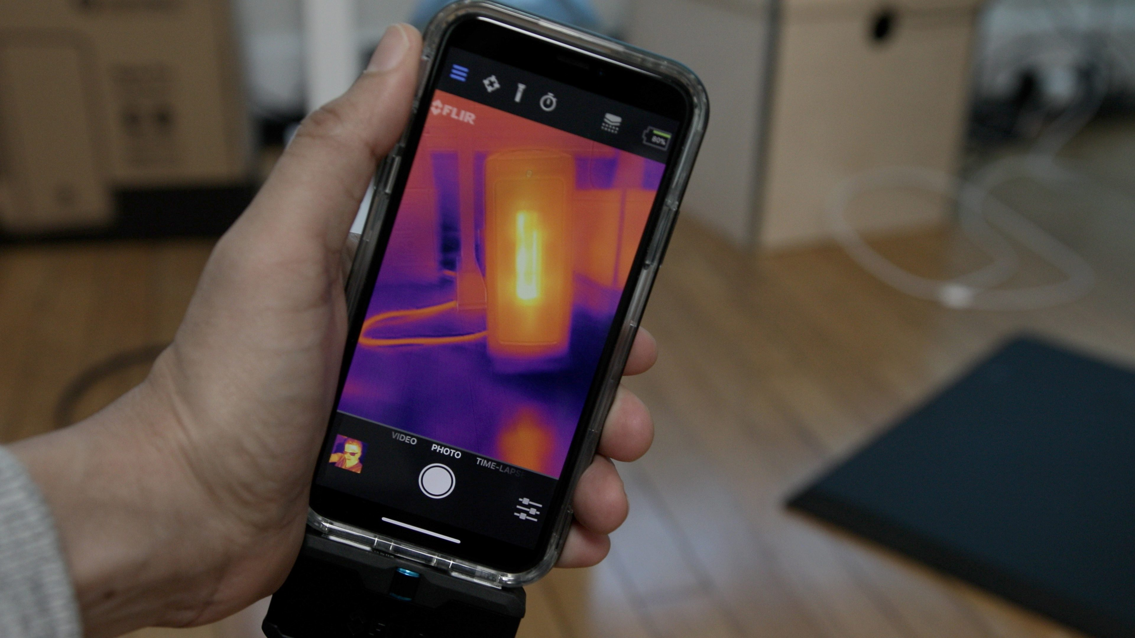 The FLIR ONE Pro Thermal Camera for iOS drops to $299 ...