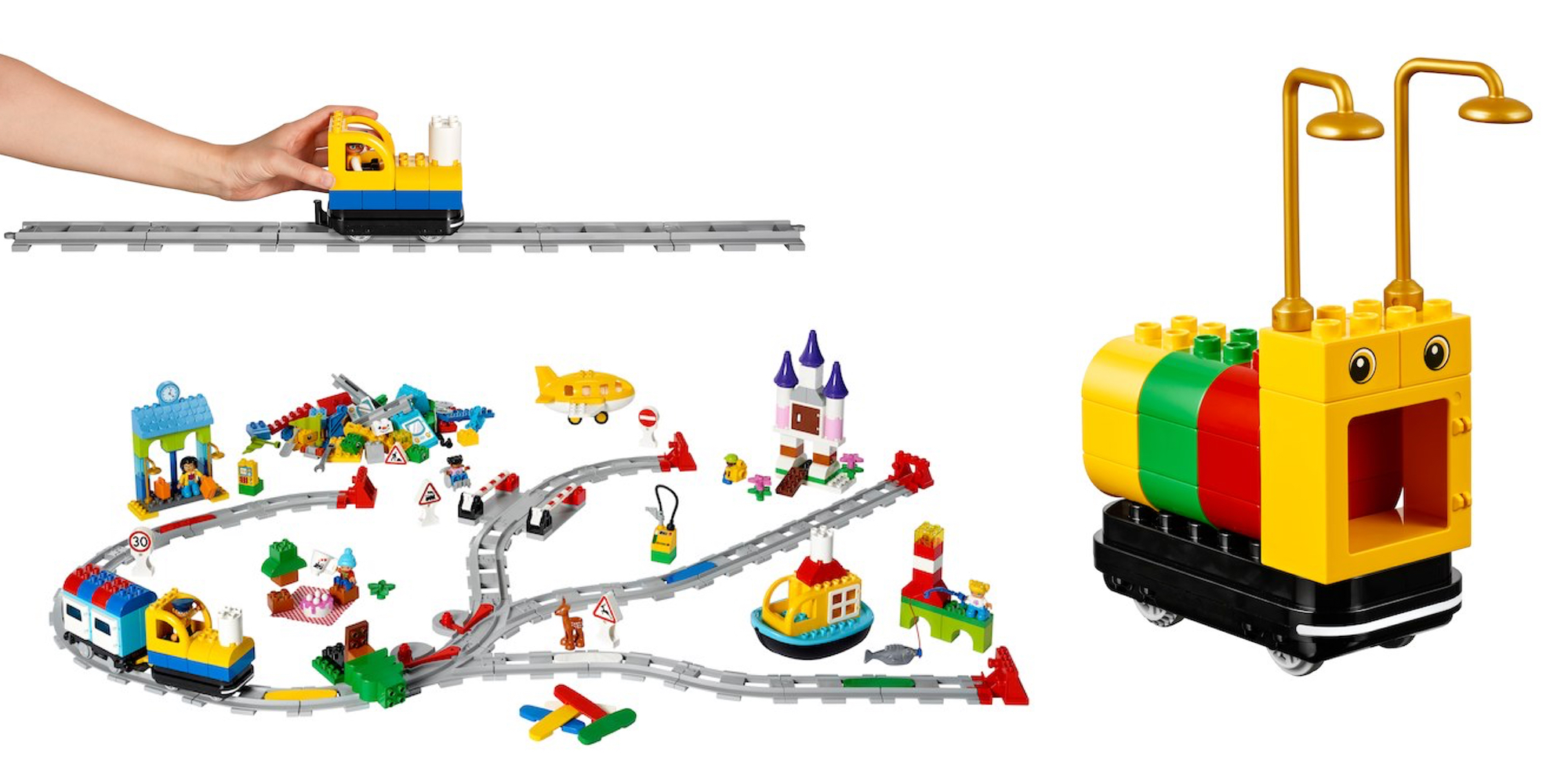 LEGO reenters the classroom with new STEAM-focused Duplo ...