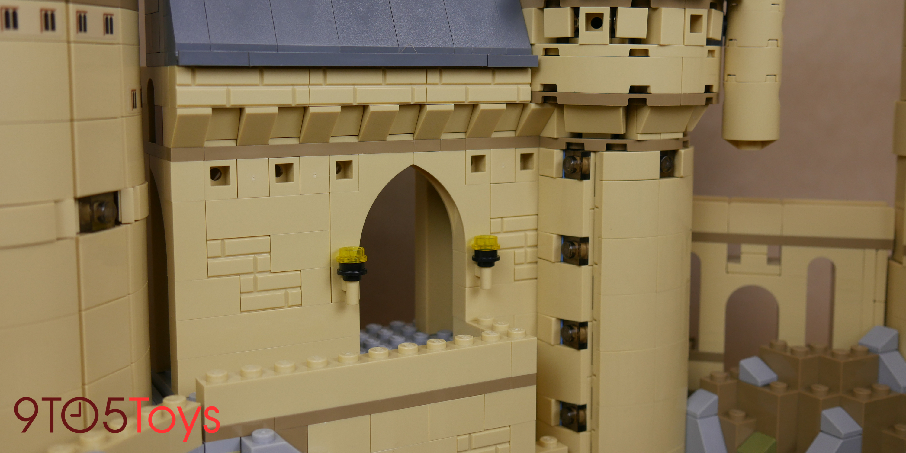 Lego Hogwarts Castle Review The 2nd Largest Kit In History Reigns