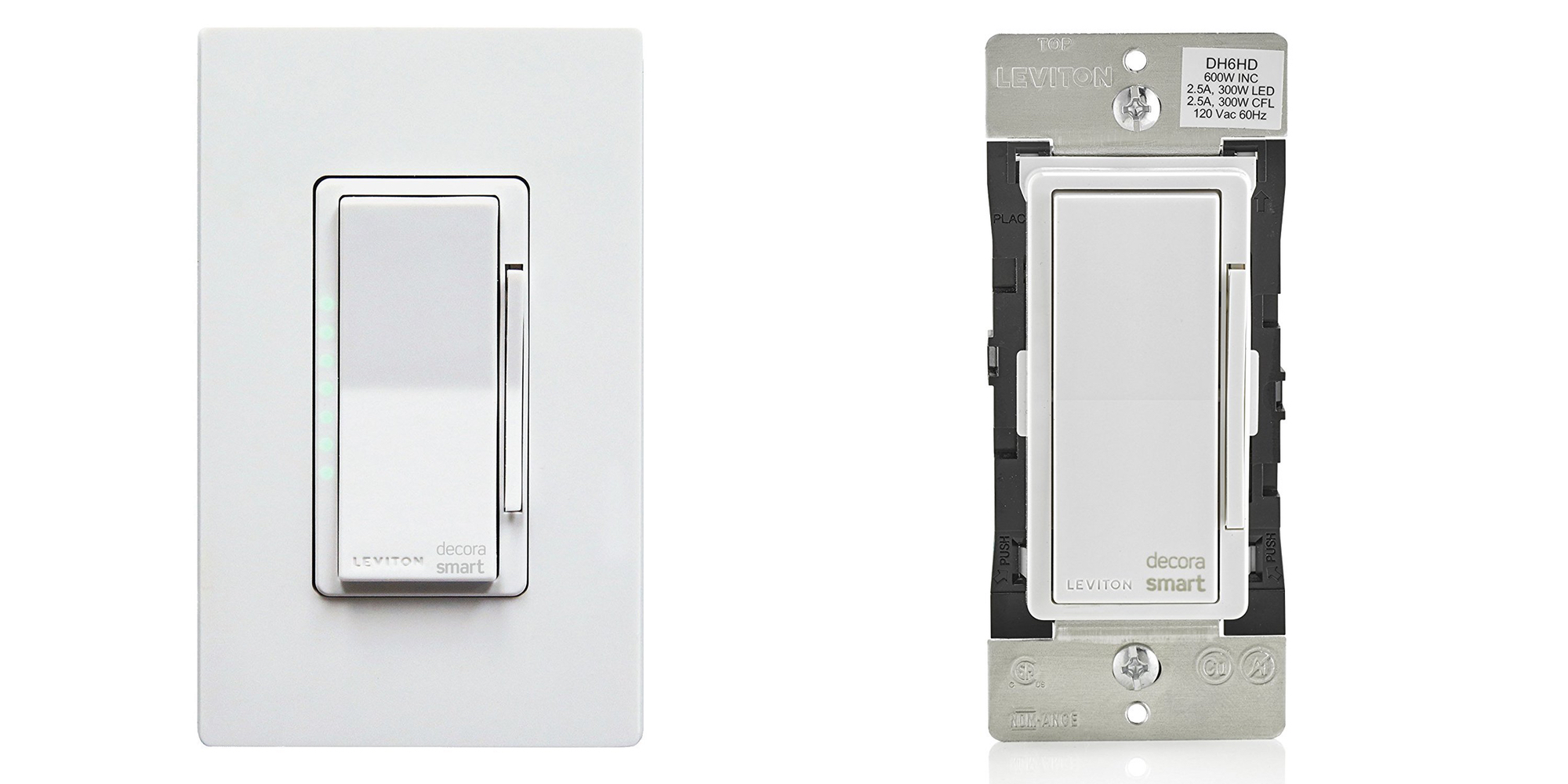 Leviton U0026 39 S Decora Homekit Dimmer Switch Drops To  40