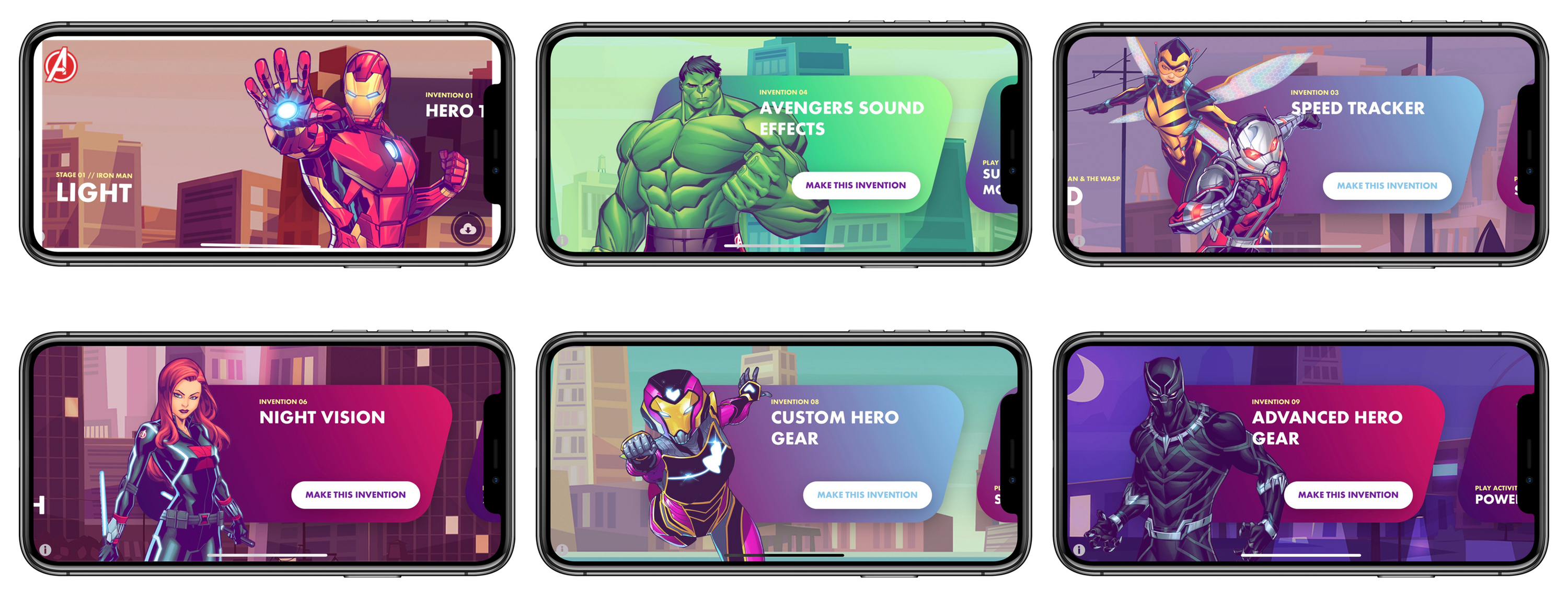 Hands-on w/ littleBits' Avengers Hero Inventor Kit: learning to code