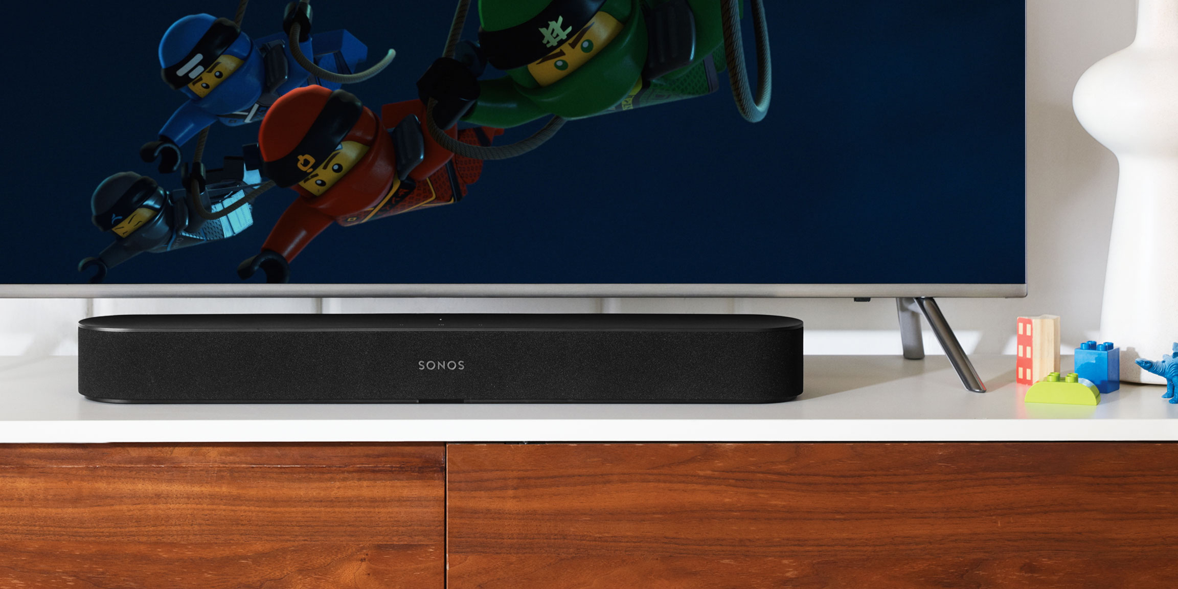 Sonos Beam with AirPlay 2 gets nearly 20% discount to $320