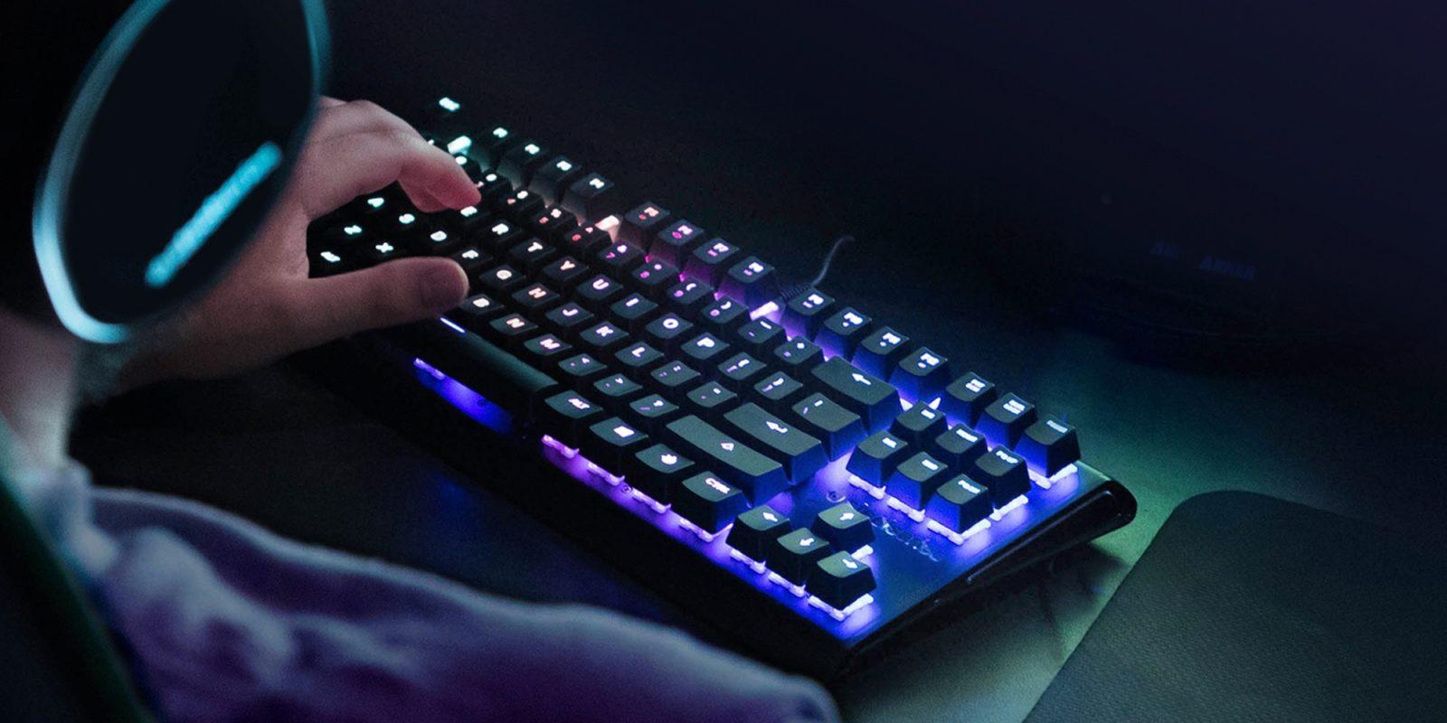 e1120b913e4 SteelSeries Apex RGB Mechanical Keyboard falls to a new low $89 (Reg.  $120), more
