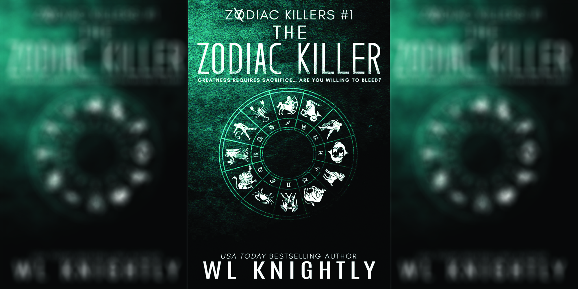 Add 'The Zodiac Killer' to your Kindle eBook library for FREE