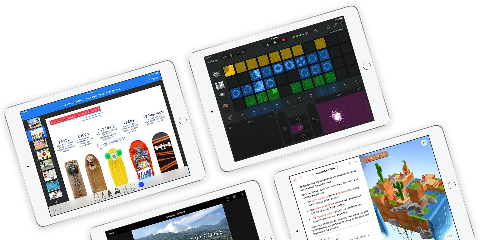 Apple 9.7-inch iPad is on sale for $251.50 shipped (Reg. $349)