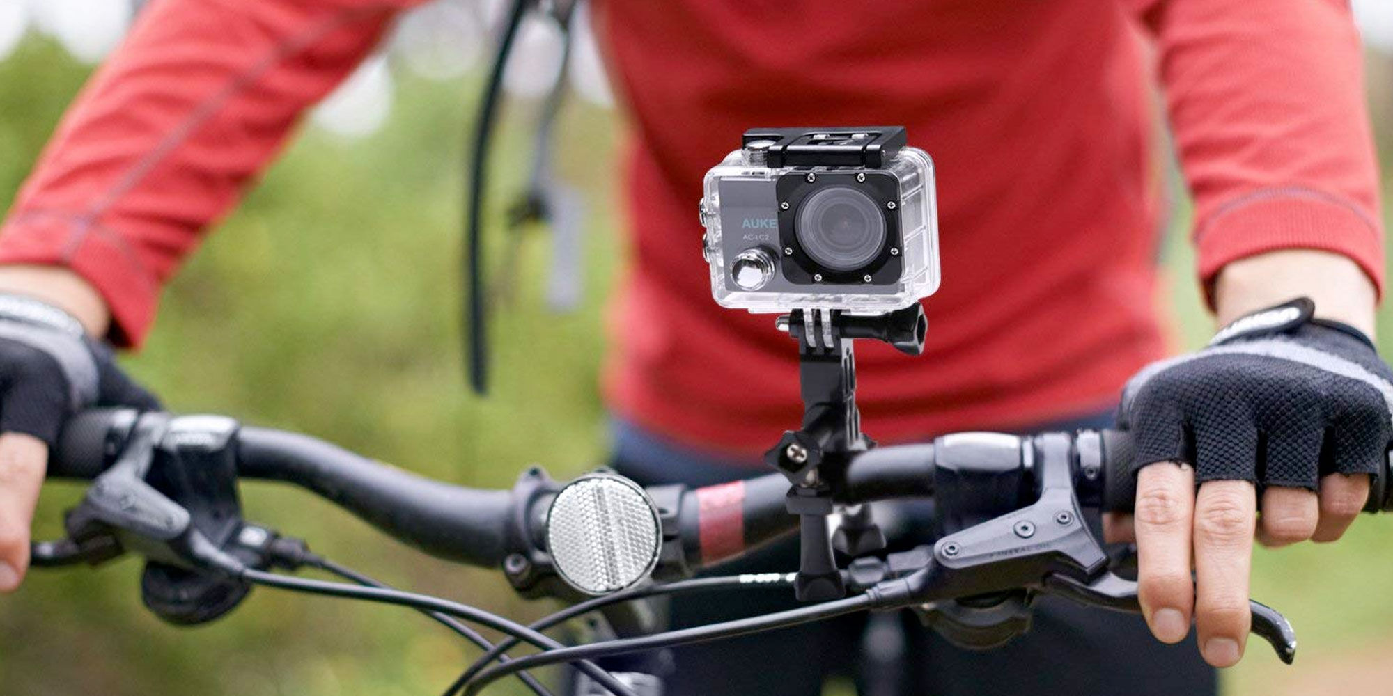 Capture every moment w/ Aukey's Waterproof 4K Action Camera for $50 shipped (All-time low)