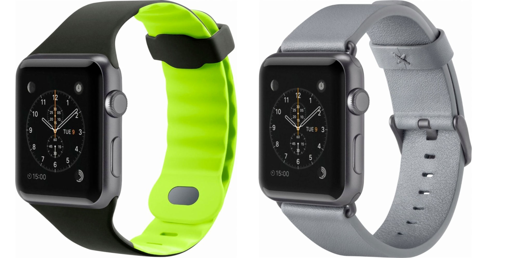 Belkin's Apple Watch Bands are 50% off at Best Buy, today only