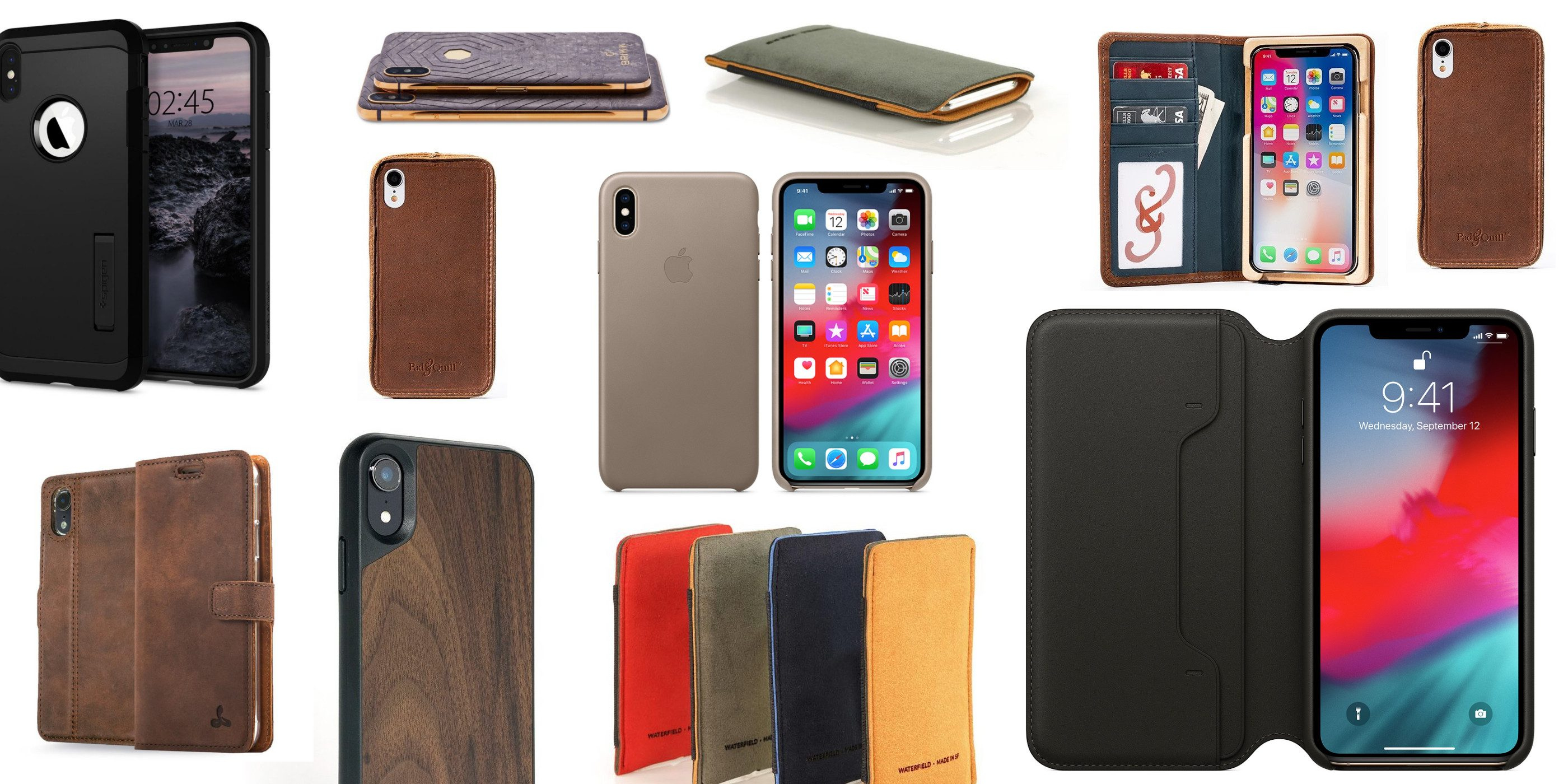 purchase cheap 32a84 6593d Best new iPhone Xs, Xs Max and Xr cases available now - 9to5Toys