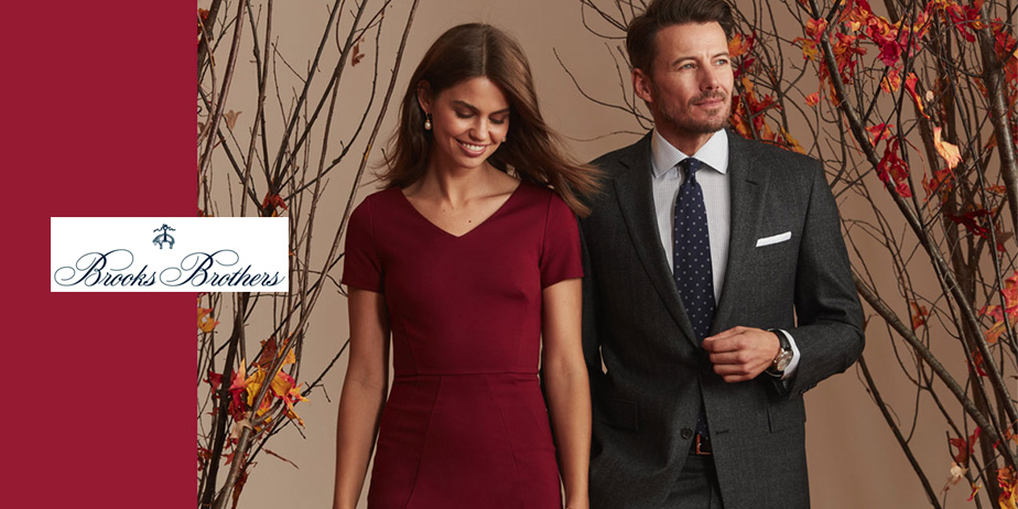 Brooks Brothers Wardrobe Event polishes your look w/ suits, dress ...