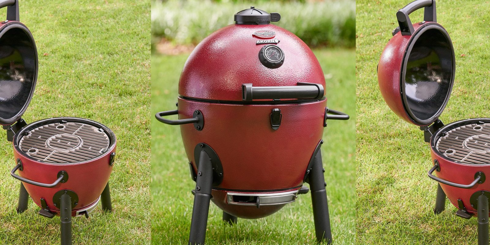 Char-Griller Akorn Jr. Kamado Kooker Grill down to just $109 today ...