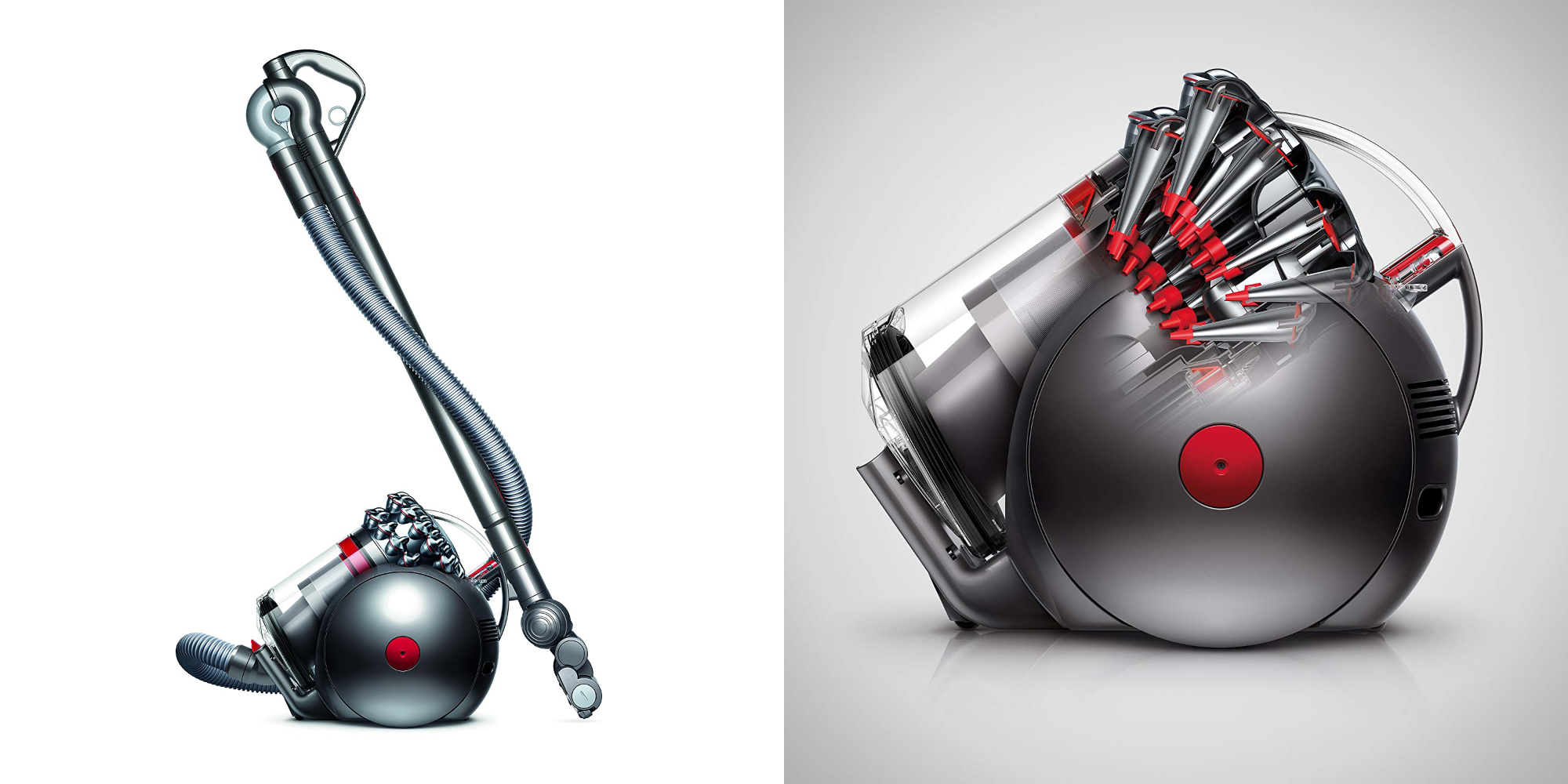 Dyson's Cinetic Big Ball Canister Vacuum drops to low of $150 (Refurb, Orig. $600)
