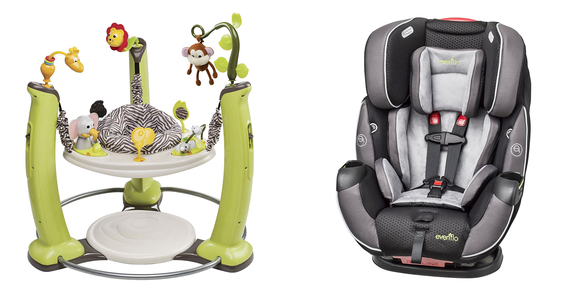 Symphony All In One Car Seat